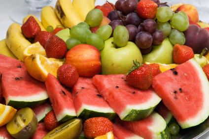 Θερμίδες και φρούτα