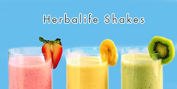 Herbalife-Shakes