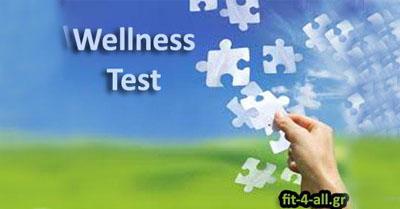 wllness test FB